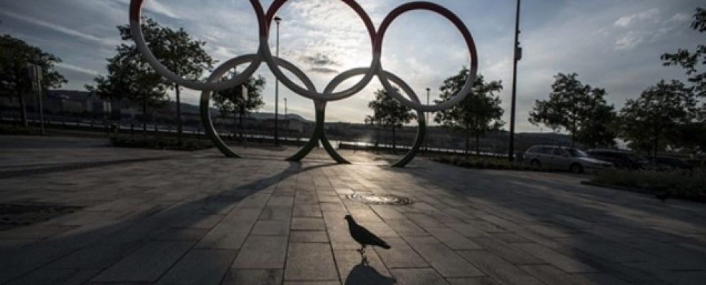 Ellopott olimpia