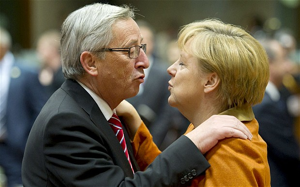 Imádjuk az Európai Uniót!