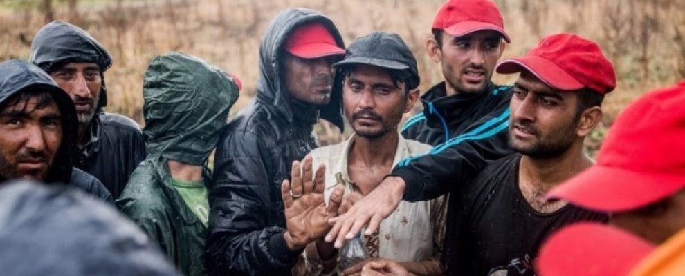 Facebook-menekültek
