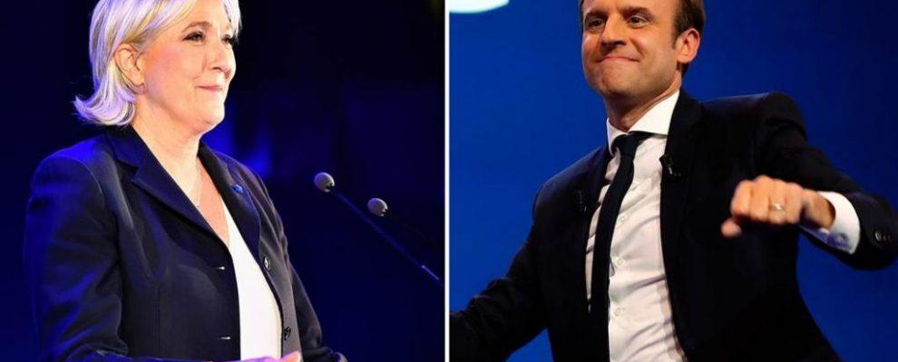 Le Pen és a báb
