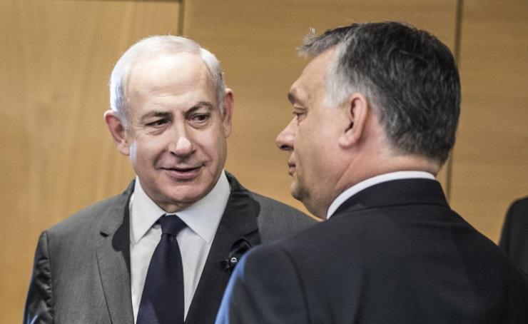 Bibi és Viktor megeszi a demokráciát