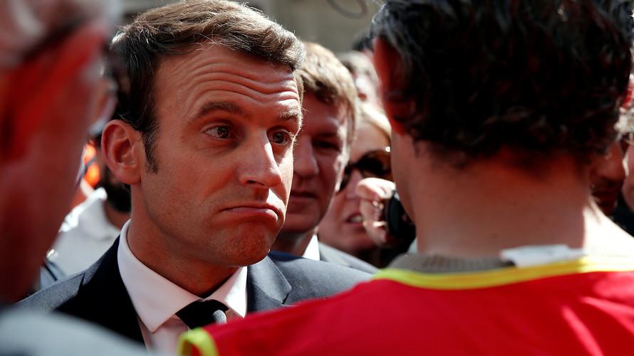 Macronból Bajnai lett