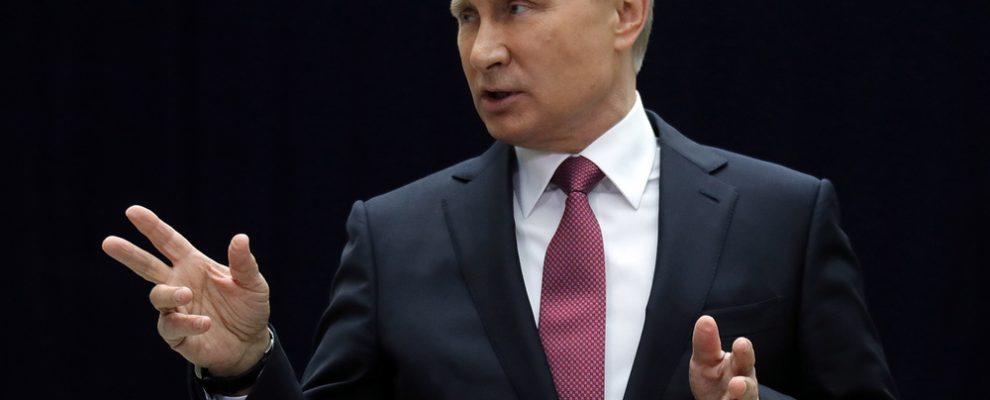 Putyin és a fütyülősök