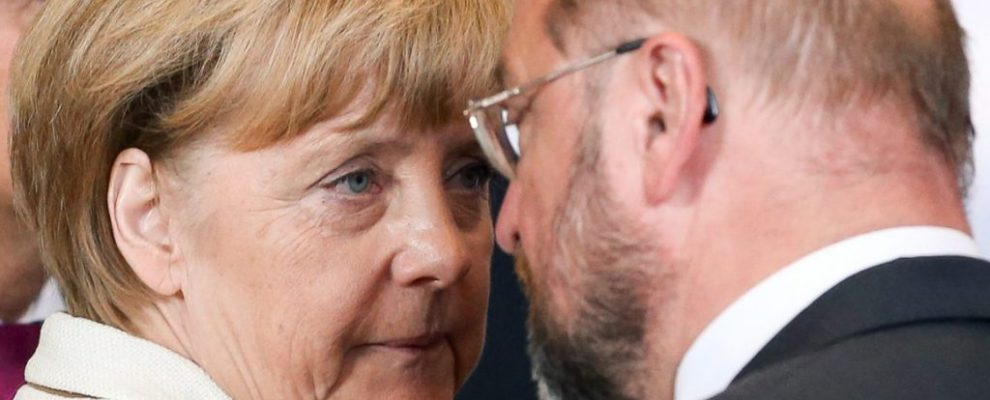 Martin Schulz suggested as candidate for German chancellor